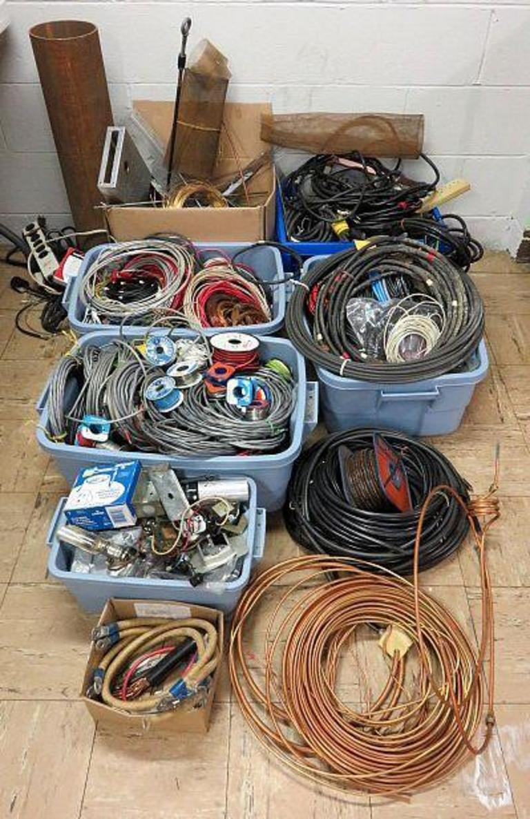 Auction Ohio | S Metal on tube dimensions, tube terminals, tube fuses, tube assembly,