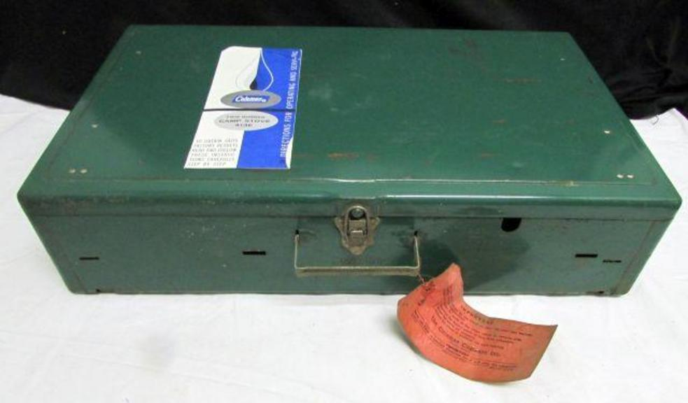 Auction Ohio | Coleman Camp Stove 413E