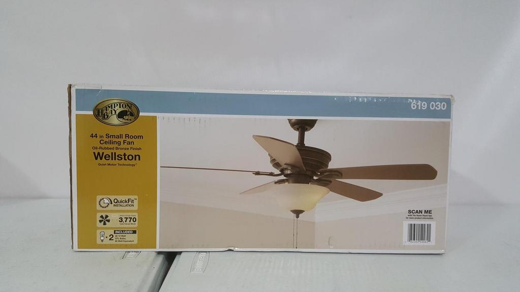 Hampton Bay Wellston Ceiling Fan Wiring Diagram on