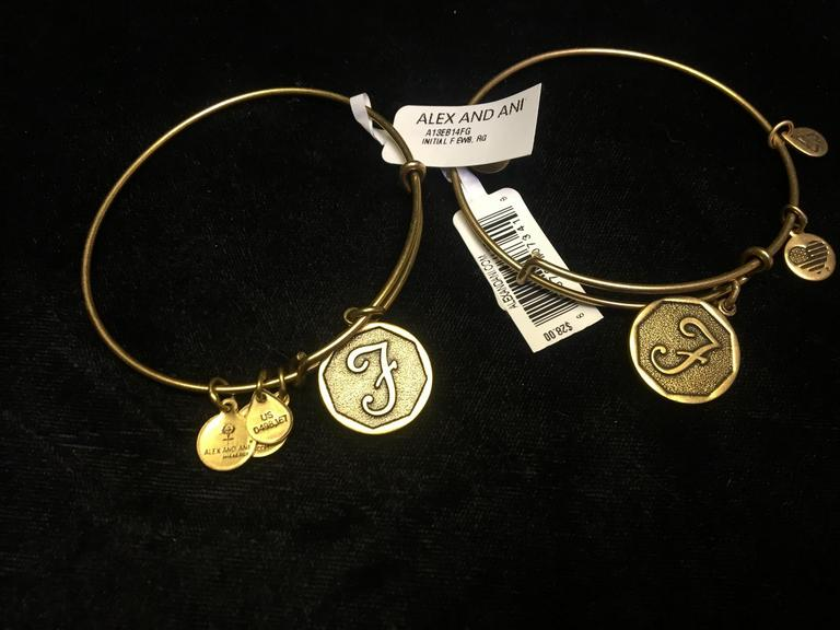 Alex And Ani Carry Light Ring