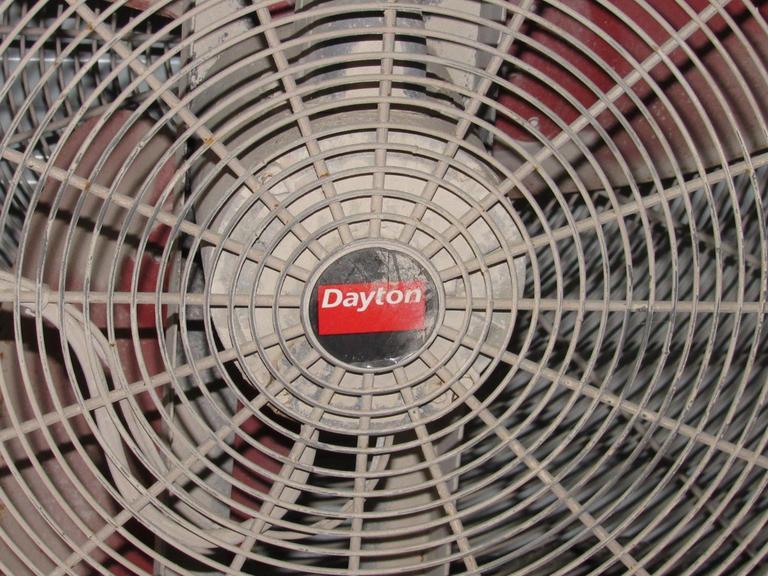 Wesco Platform Lift Dayton Shop Fan Vanguard Scaffolding
