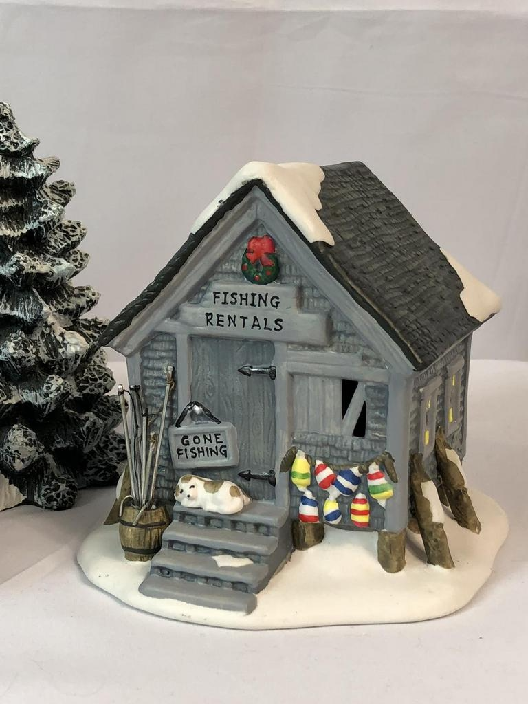 Christmas & More Christmas! New / Vintage Decorations, Villages ...