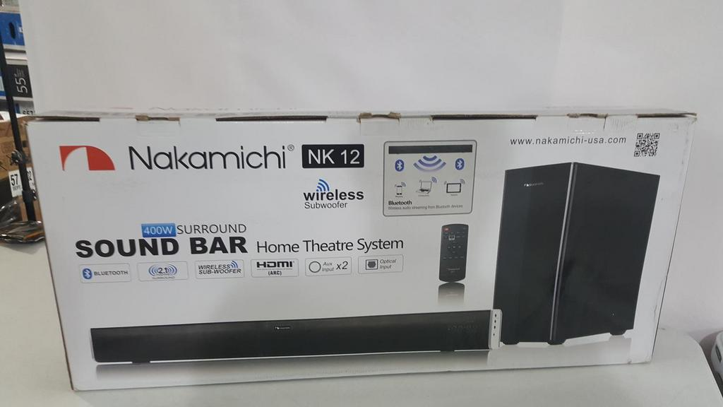 ELECTRONICS: 4K TVS, SOUNDBAR, ANTENNA, BLUETOOTH, HEADPHONES, BLU