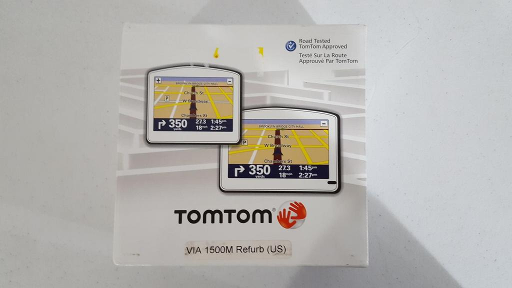 Auction Ohio | TOMTOM PORTABLE GPS