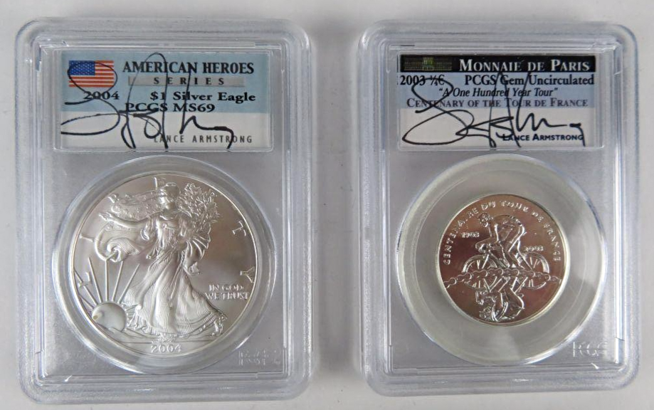 Gold Amp Silver Coin Collection In Columbus Ohio By Auction
