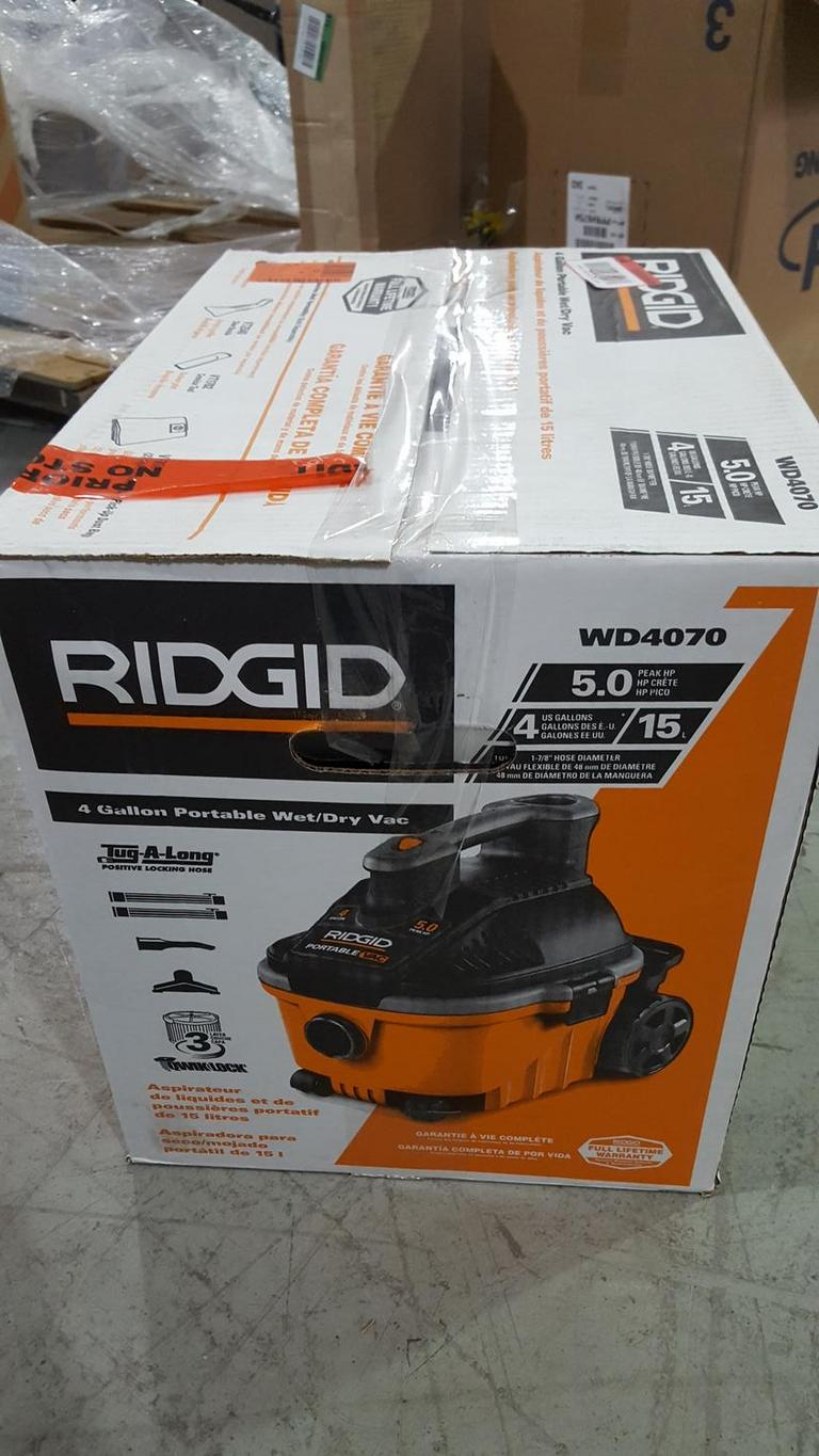 Ridgid Shop Vac Casters >> TOOLS/LAWN: TRIMMERS, MOWERS, MOTION LIGHTING, LITHIUM BATTERIES, CHAINSAW (South Columbus) in ...