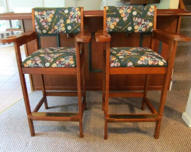 Auction Ohio | Billiard Bar Stools
