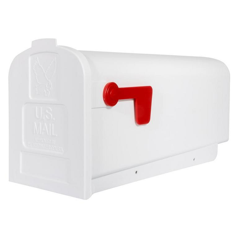 Mailbox with mail indicator Mount Mailbox Gibraltar Mailbox Wayfair Zipperbuy Gibraltar Mailbox
