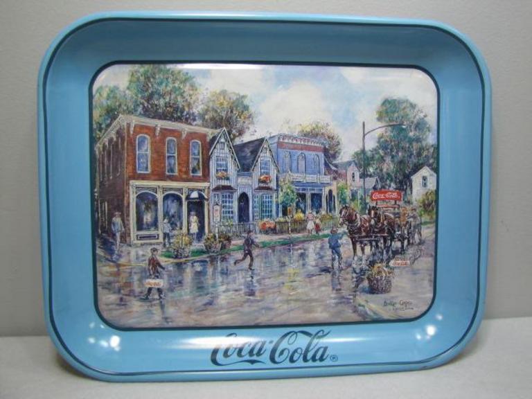 Auction Ohio | Coca Cola Tray
