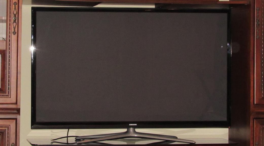 Auction Ohio | Samsung Flat Screen TV