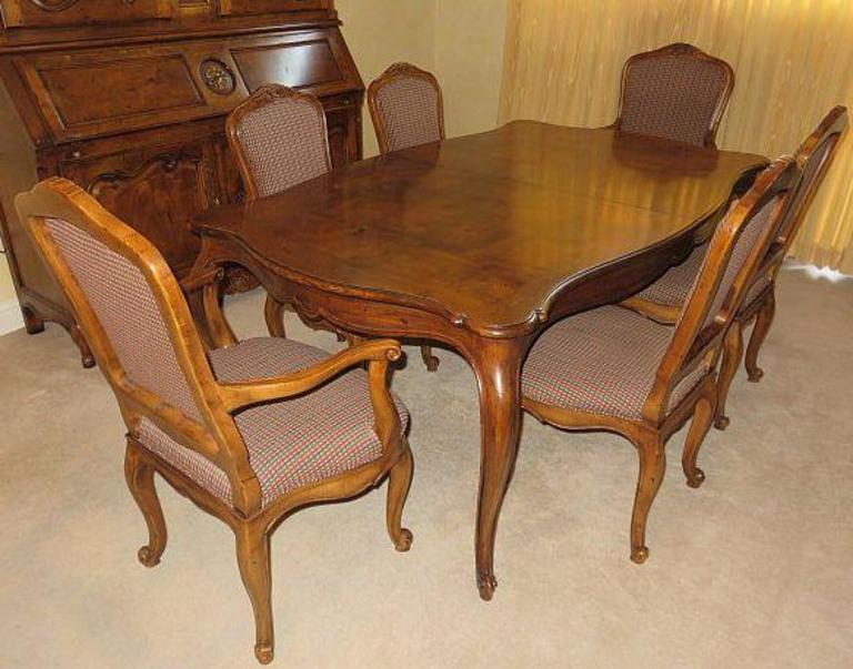 Auction Ohio | Henredon Dining Set