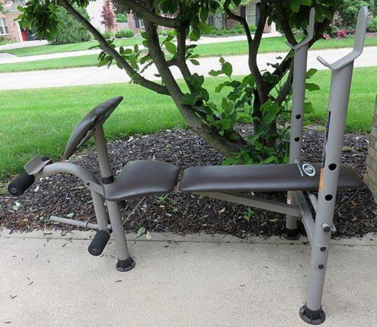 Stupendous Auction Ohio Strength And Weight Training Alphanode Cool Chair Designs And Ideas Alphanodeonline