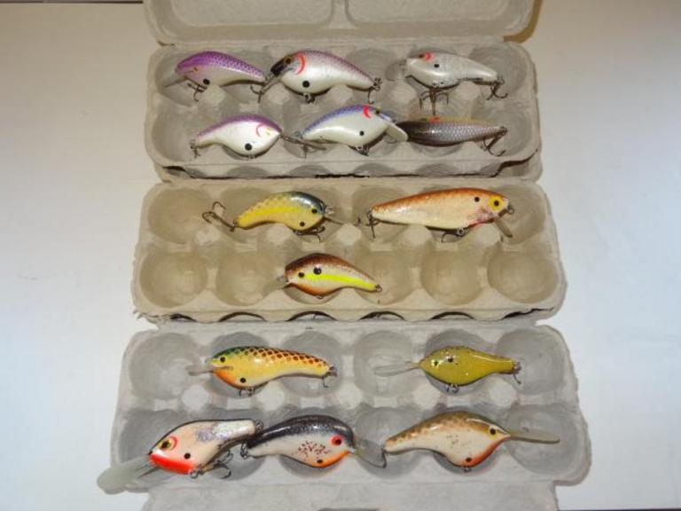 Auction Ohio | Handmade Fishing Lures