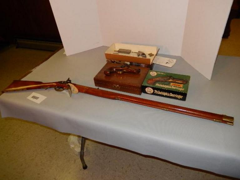 Auction Ohio | Black Powder Guns