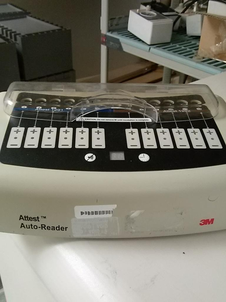 AO Equipment & Machinery | 3M Healthcare Attest Auto-Reader