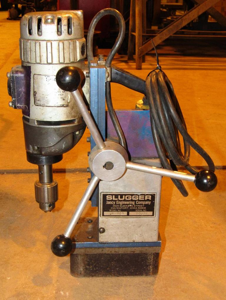 Jancy Slugger Magnetic Drill